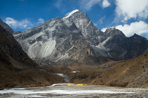 Khumbu「Mount Lobuche Base Camp」:スマホ壁紙(10)