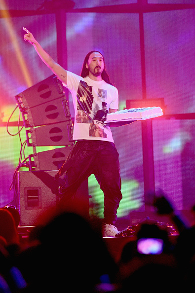 Sweet Food「2014 iHeartRadio Music Festival - Night 1 - Show」:写真・画像(0)[壁紙.com]