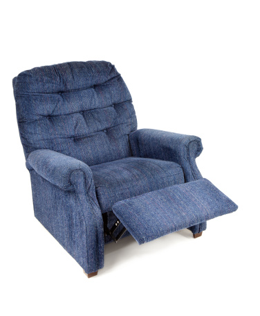 Armchair「Blue Recliner Chair」:スマホ壁紙(17)