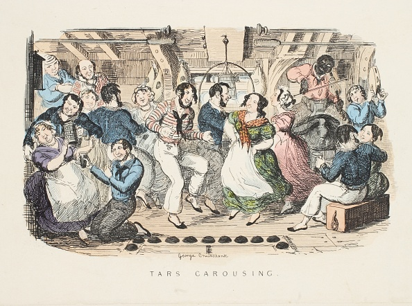 Cartoon「Tars Carousing」:写真・画像(4)[壁紙.com]