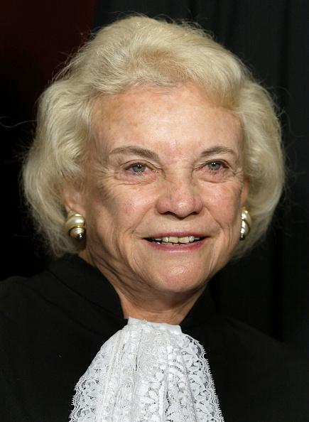 Judge - Law「Supreme Court Justices Pose For Annual Portrait」:写真・画像(19)[壁紙.com]