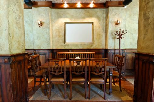 Italian Culture「Table for eight」:スマホ壁紙(4)