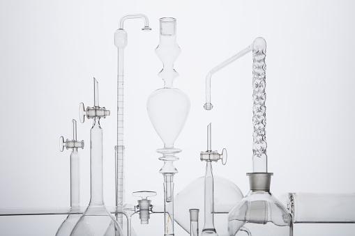 Bottle「Instrument of chemistry and alchemy, science, measurement, test tube」:スマホ壁紙(4)
