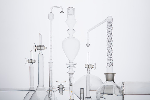 Laboratory「Instrument of chemistry and alchemy, science, measurement, test tube」:スマホ壁紙(6)