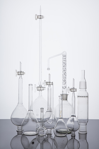 Chemical「Instrument of chemistry and alchemy, science, measurement, test tube」:スマホ壁紙(2)