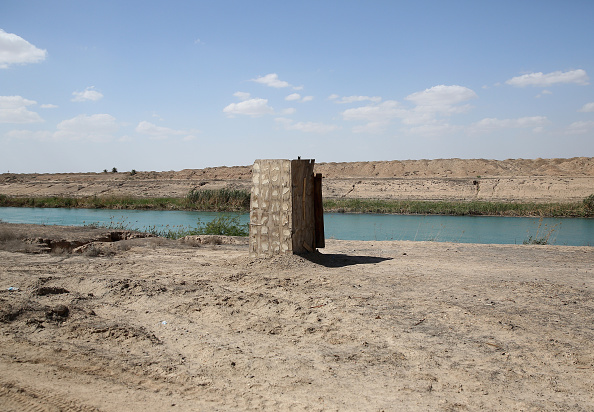 Toilet「Iraqi Forces Battle ISIL In Anbar Province」:写真・画像(11)[壁紙.com]