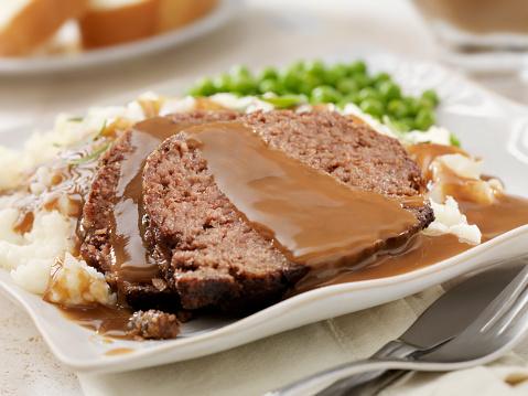 Mash - Food State「Meatloaf Dinner」:スマホ壁紙(16)