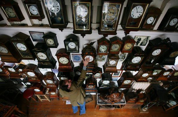 Time「Cuckoo Clock Museum Prepares For Summer Time Change」:写真・画像(6)[壁紙.com]