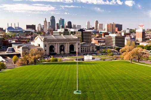 2014「Union Station and downtown Kansas City」:スマホ壁紙(19)