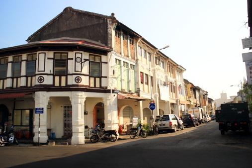 Motorcycle「Penang,George Town,Malaysia.」:スマホ壁紙(17)