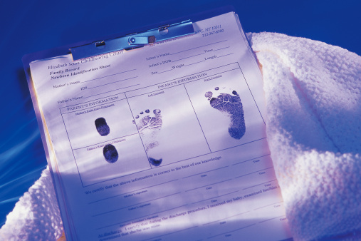 Blanket「Birth certificate with blanket」:スマホ壁紙(17)