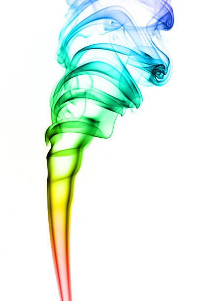 Coloured smoke:スマホ壁紙(壁紙.com)