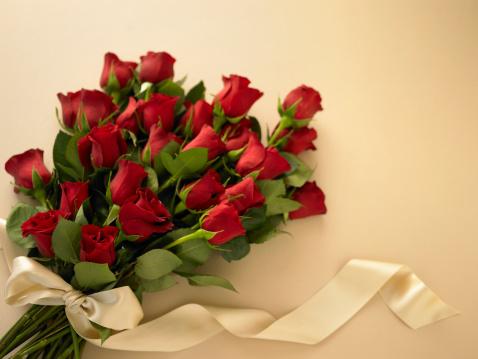 薔薇「Rose Bouquet」:スマホ壁紙(16)