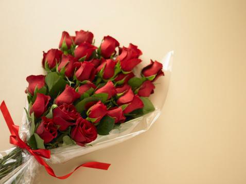 薔薇「Rose Bouquet」:スマホ壁紙(15)