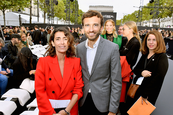 Victor Boyko「Le Defile L'Oreal Paris Front Row - Paris Fashion Week Womenswear Spring/Summer 2018」:写真・画像(13)[壁紙.com]