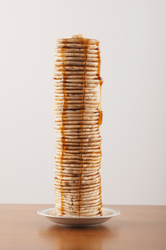 Tall - High「Tall stack of pancakes」:スマホ壁紙(5)