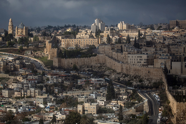 West Bank「Life In Israel Across Religious Divides」:写真・画像(0)[壁紙.com]