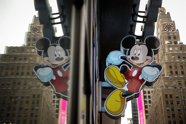 ミッキーマウス「Disney To Buy 21st Century Fox's Entertainment Business」:写真・画像(18)[壁紙.com]