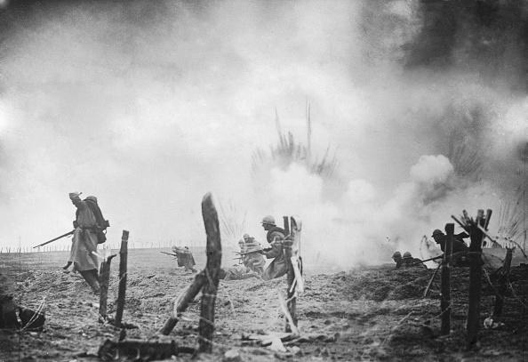 World War I「French Advance」:写真・画像(19)[壁紙.com]