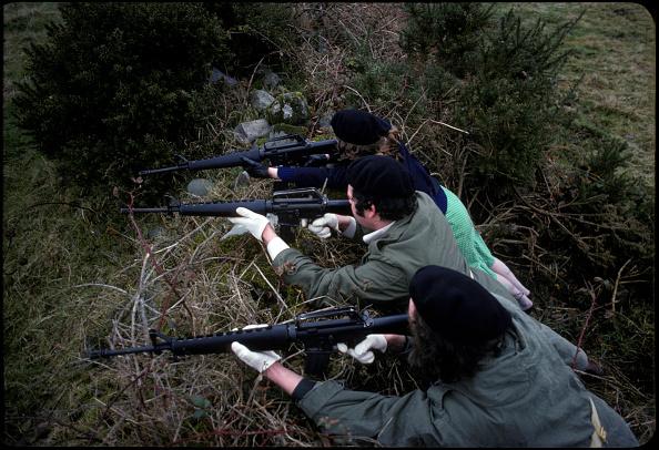 Beret「IRA Gunmen」:写真・画像(4)[壁紙.com]