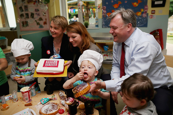 Sweet Food「Yvette Cooper And Ed Balls Urge People To Vote Remain In EU Referendum」:写真・画像(14)[壁紙.com]