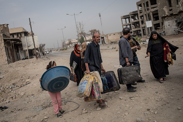 Chris McGrath「The City Of Mosul Comes Back To Life Five Months After ISIS Defeat」:写真・画像(11)[壁紙.com]