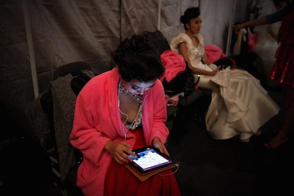 Wedding Dress「China Fashion Week S/S 2012 - Day 7」:写真・画像(16)[壁紙.com]