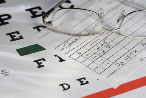 Optometrist「Eye glasses and prescription」:スマホ壁紙(17)