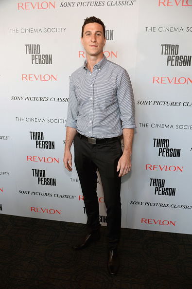 """Dimitrios Kambouris「The Cinema Society And Revlon Host A Screening Of Sony Pictures Classics' """"Third Person"""" - Arrivals」:写真・画像(13)[壁紙.com]"""