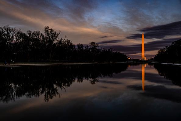 Emotional Stress「Sun Sets On Nation's Capital」:写真・画像(15)[壁紙.com]