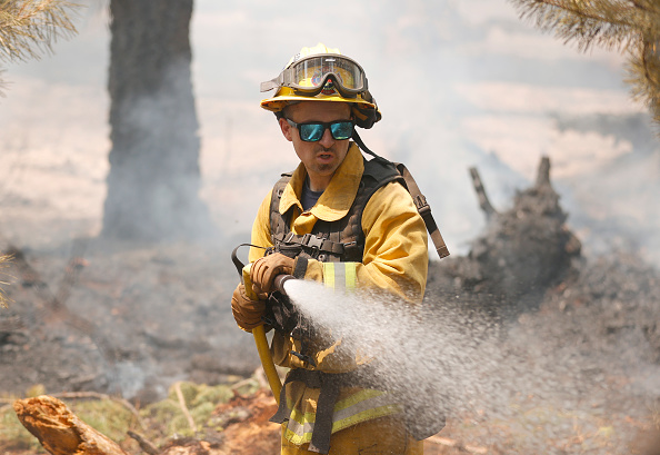 Heat - Temperature「Dixie Fire Continues To Burn Through Northern California, Forcing Evacuations」:写真・画像(11)[壁紙.com]