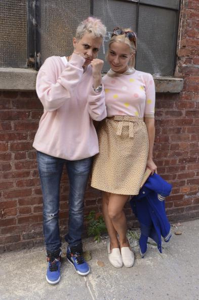 Annabelle Dexter Jones「Dannijo - Presentation - Mercedes-Benz Fashion Week Spring 2014」:写真・画像(1)[壁紙.com]