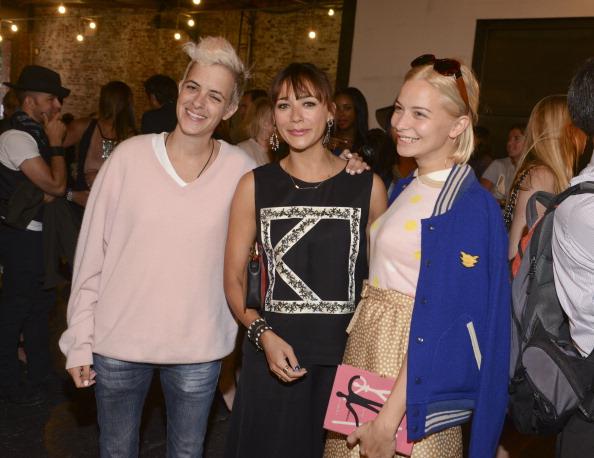 Annabelle Dexter Jones「Dannijo - Presentation - Mercedes-Benz Fashion Week Spring 2014」:写真・画像(13)[壁紙.com]