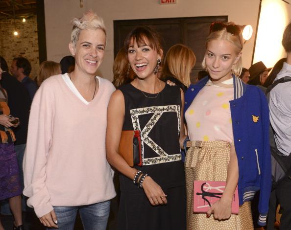 Annabelle Dexter Jones「Dannijo - Presentation - Mercedes-Benz Fashion Week Spring 2014」:写真・画像(0)[壁紙.com]