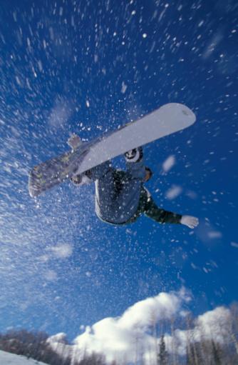 スノーボード「Snowboard」:スマホ壁紙(9)