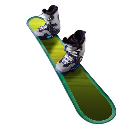 スキーブーツ「Snowboard」:スマホ壁紙(15)