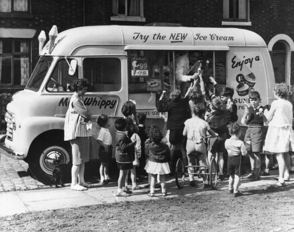 Sweet Food「Ice Cream Van」:写真・画像(1)[壁紙.com]