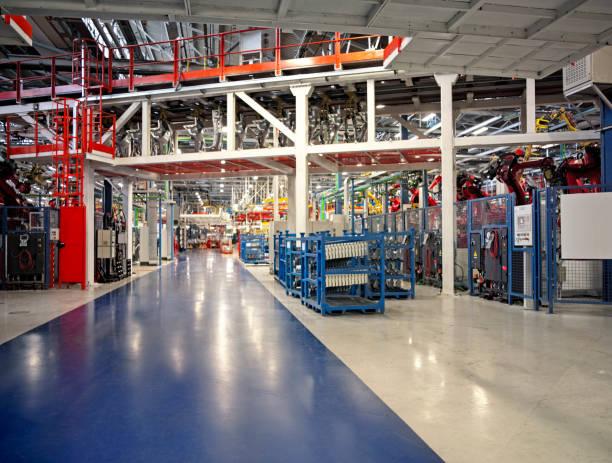 Modern factory:スマホ壁紙(壁紙.com)