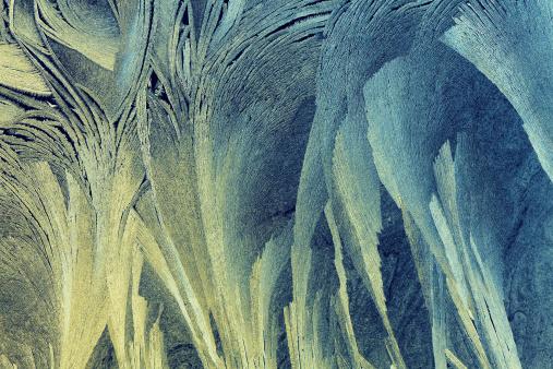 Fractal「ice flower background」:スマホ壁紙(15)