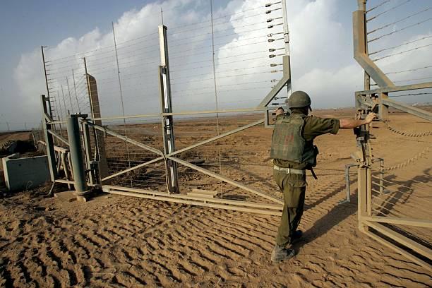 Israeli Army Operates Against Palestinian Militants In Gaza:ニュース(壁紙.com)