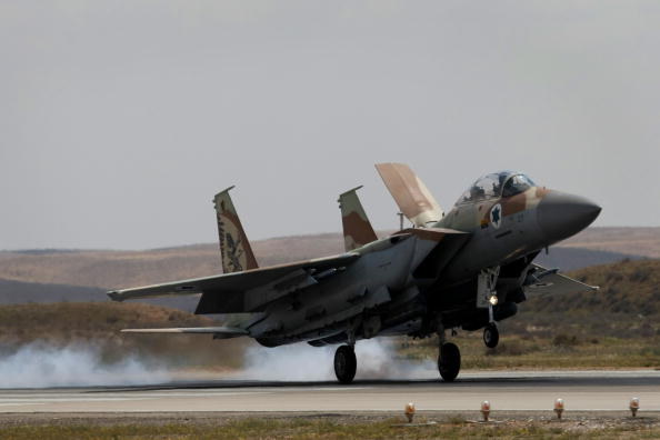 Air Vehicle「Operations At Hatzerim Air Base」:写真・画像(8)[壁紙.com]