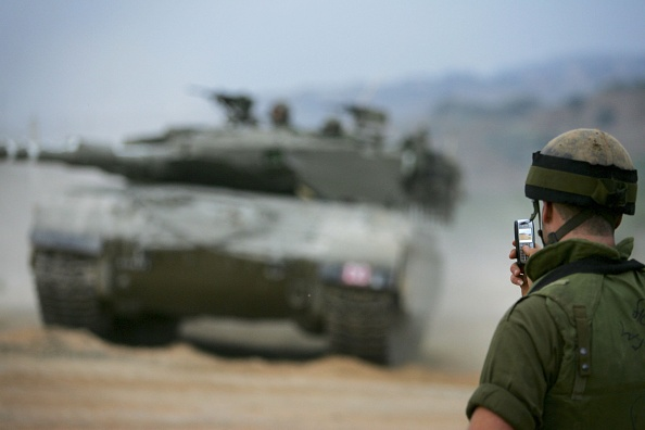 Wireless Technology「Israeli Forces Combat Hezbollah Militia」:写真・画像(5)[壁紙.com]