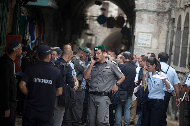 Stabbing in Jerusalem's Old City:ニュース(壁紙.com)