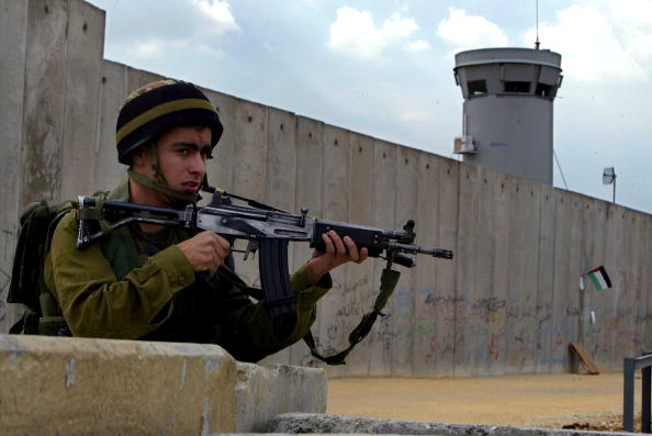 West Bank「Palestinian protest against Israel's security barrier」:写真・画像(7)[壁紙.com]