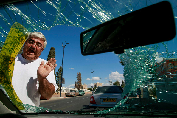 Windshield「Israel Observes The Yom Kippur Holy Day」:写真・画像(13)[壁紙.com]