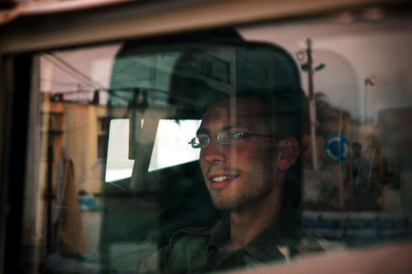 Focus On Background「IDF Soldiers Patrol The Gaza Strip」:写真・画像(11)[壁紙.com]