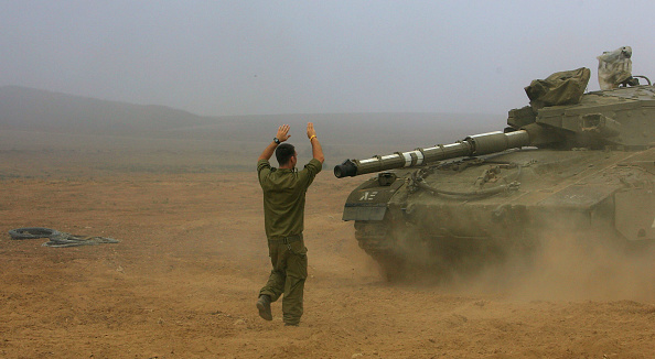 Human Arm「Israeli Forces On Standby For Imminent Gaza Evictions」:写真・画像(10)[壁紙.com]