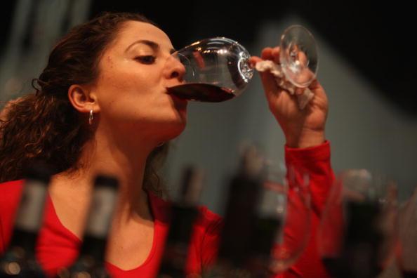 Wine「International Wine Fair Held In Tel Aviv」:写真・画像(15)[壁紙.com]