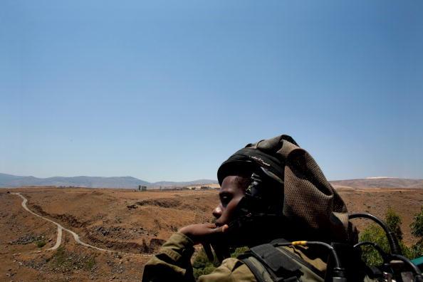 Lebanon - Country「Israeli Foreign Minister Avigdor Lieberman Visits Rajar」:写真・画像(5)[壁紙.com]