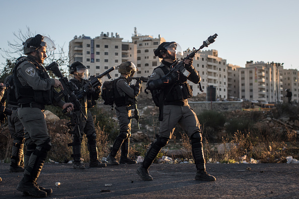 West Bank「Day Of Rage Grips Jerusalem And West Bank」:写真・画像(11)[壁紙.com]